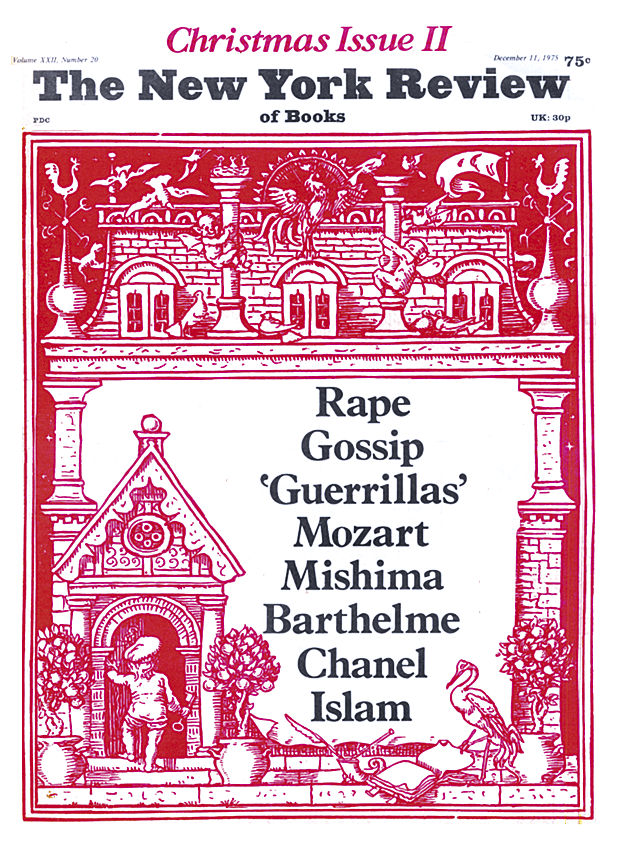 Image of the December 11, 1975 issue cover.