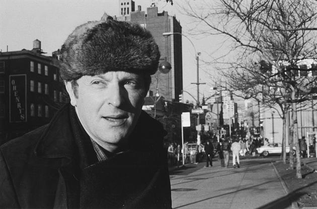 Joseph Brodsky, New York City, 1979
