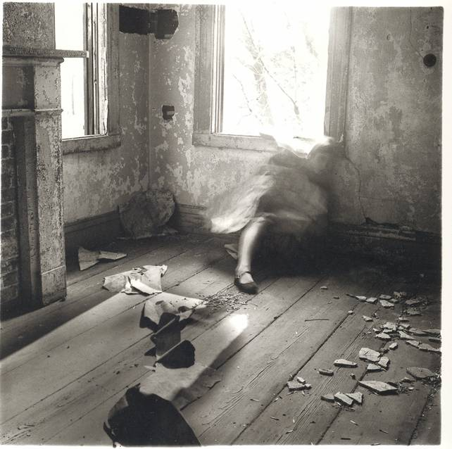 Francesca Woodman: House #3, Providence, Rhode Island, 1976.jpg