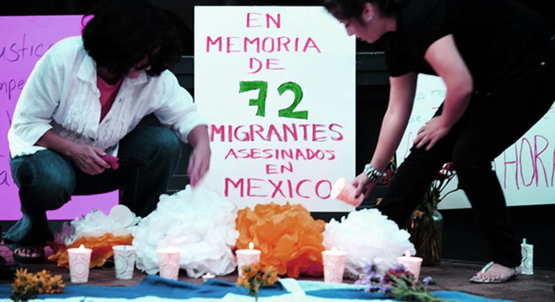 Altar, 72 Migrantes.png