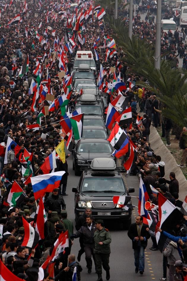 Russian convoy in Damascus.jpg
