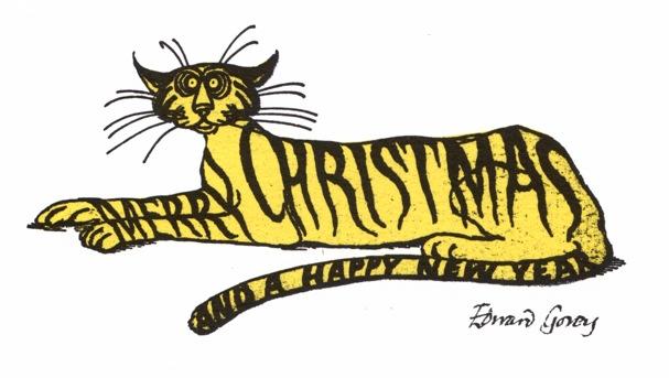 Gorey: Christmas Tiger.jpg