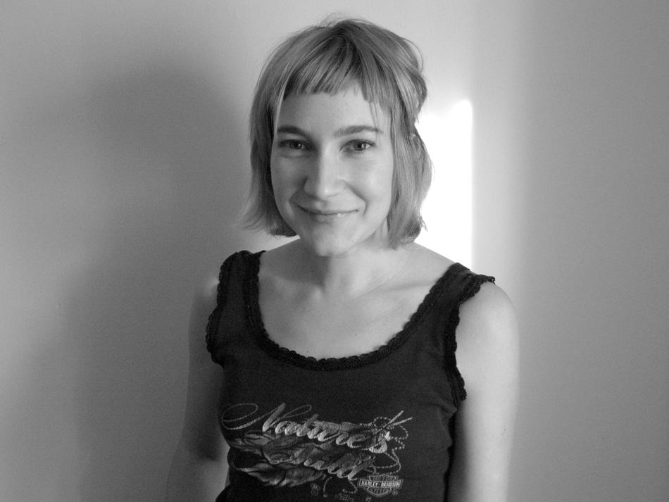 Sheila Heti, Toronto, 2006