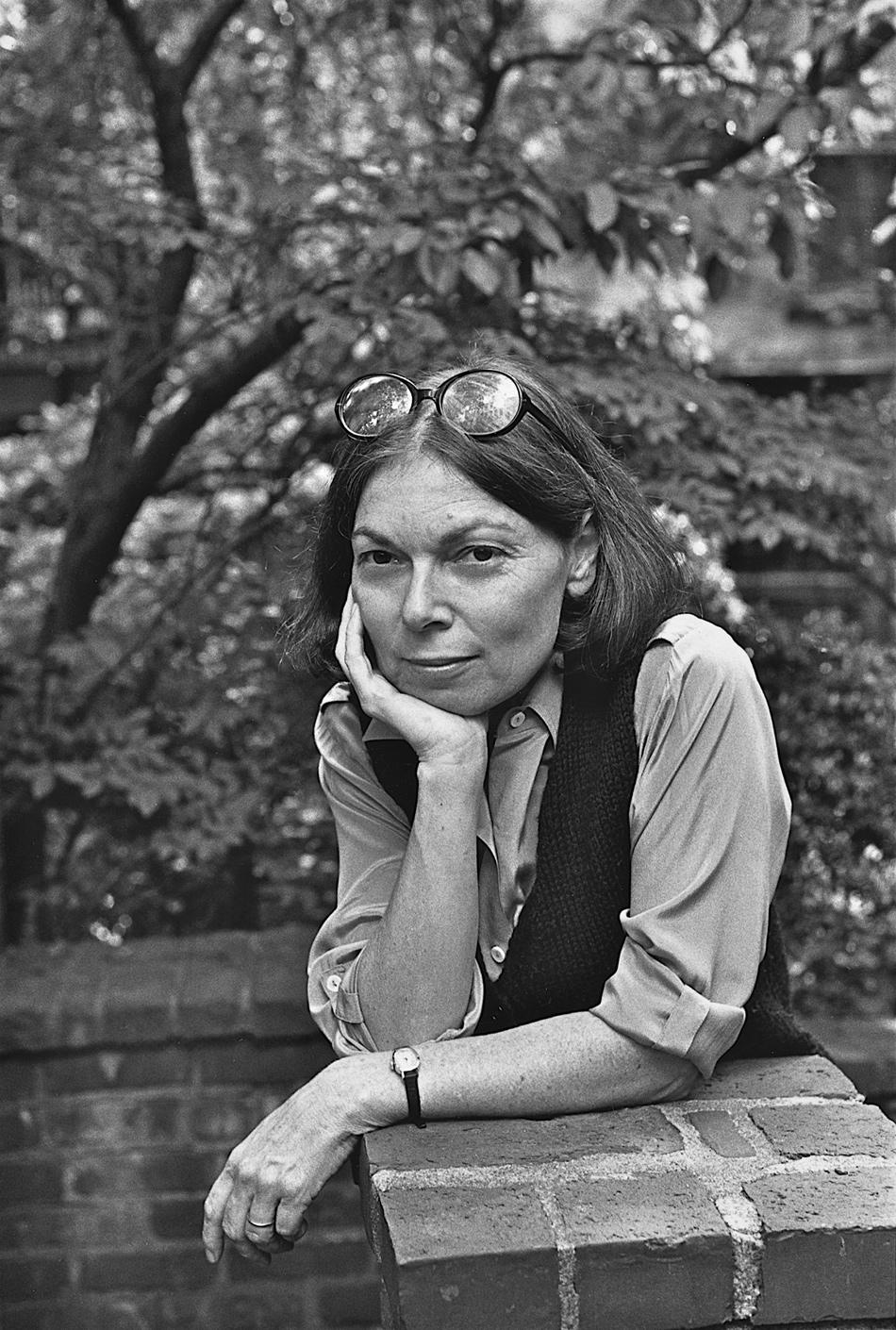 Janet Malcolm, New York City, 1981
