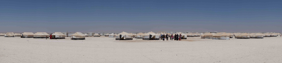 Partly because of high-profile visitors like John Kerry and Jon Stewart, camps like Zaatari, in northern Jordan, have received a lot of attention in the media. But only a quarter of the more than two million Syrian refugees live in camps.