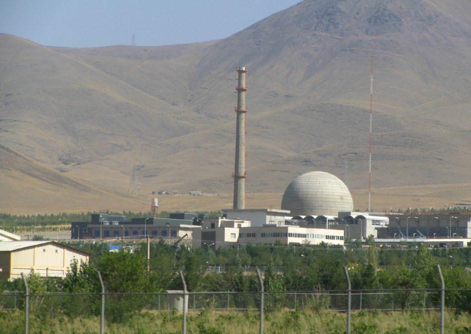 Arak nuclear reactor.jpg