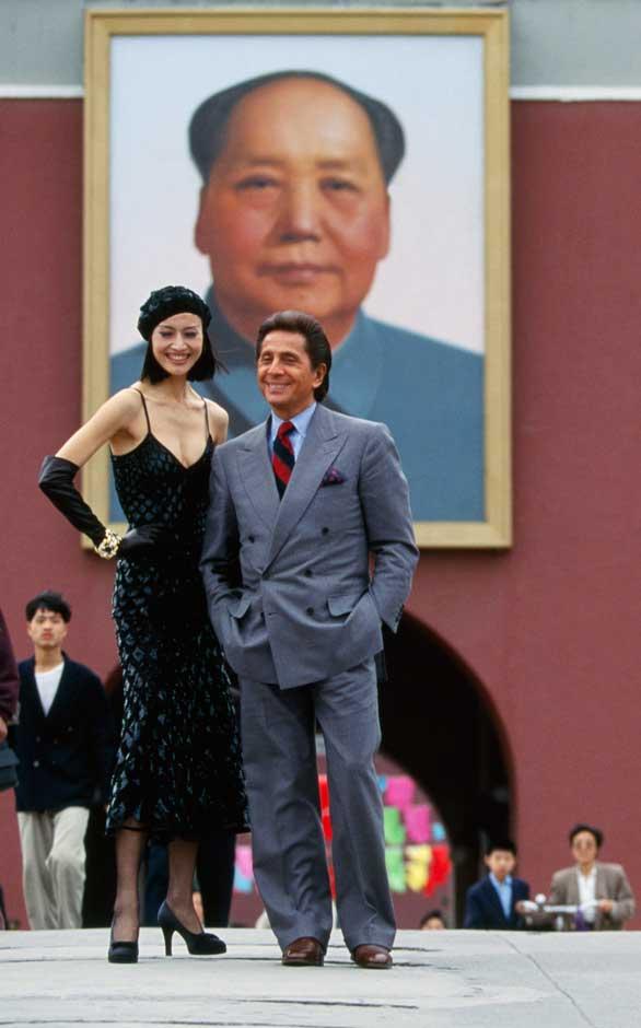 Valentino on Tiananmen Square.jpg