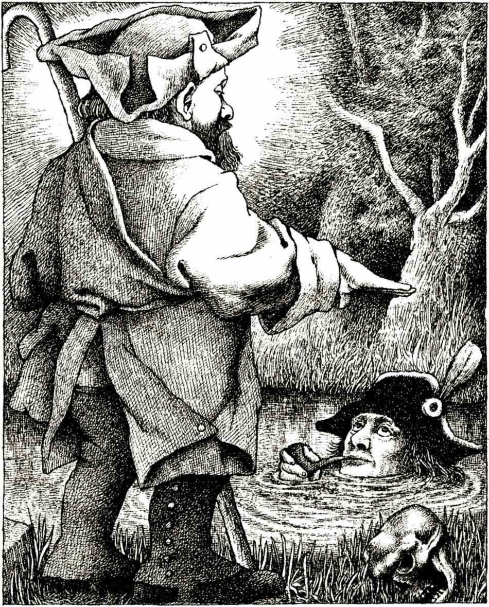 Maurice Sendak: From The Juniper Tree.jpg