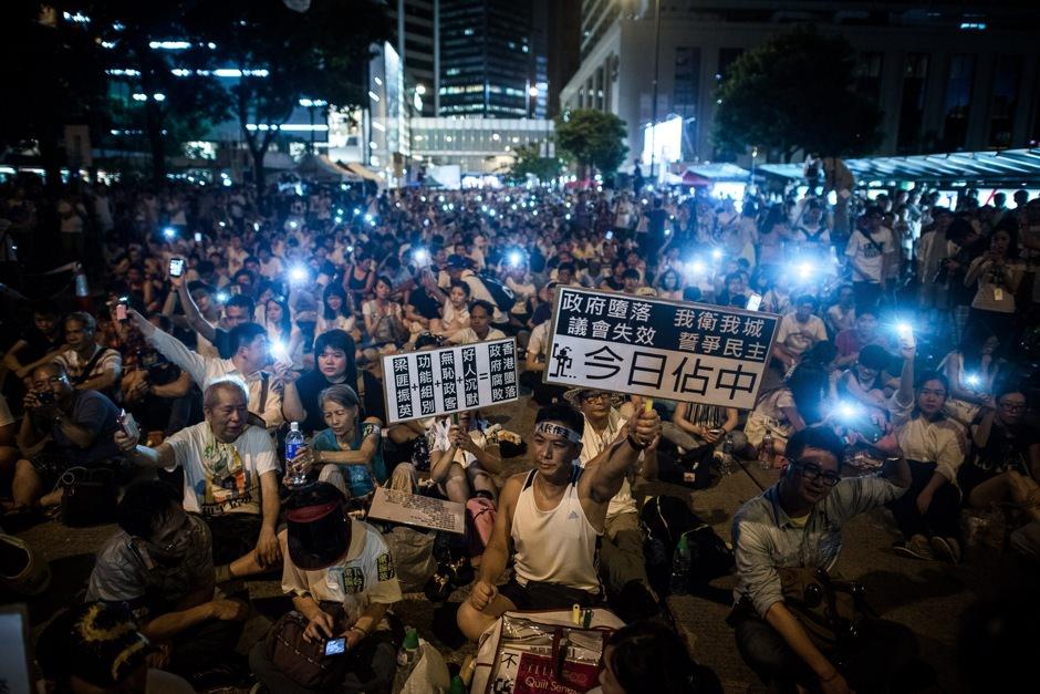 A pro-democracy rally in Hong Kong.jpg