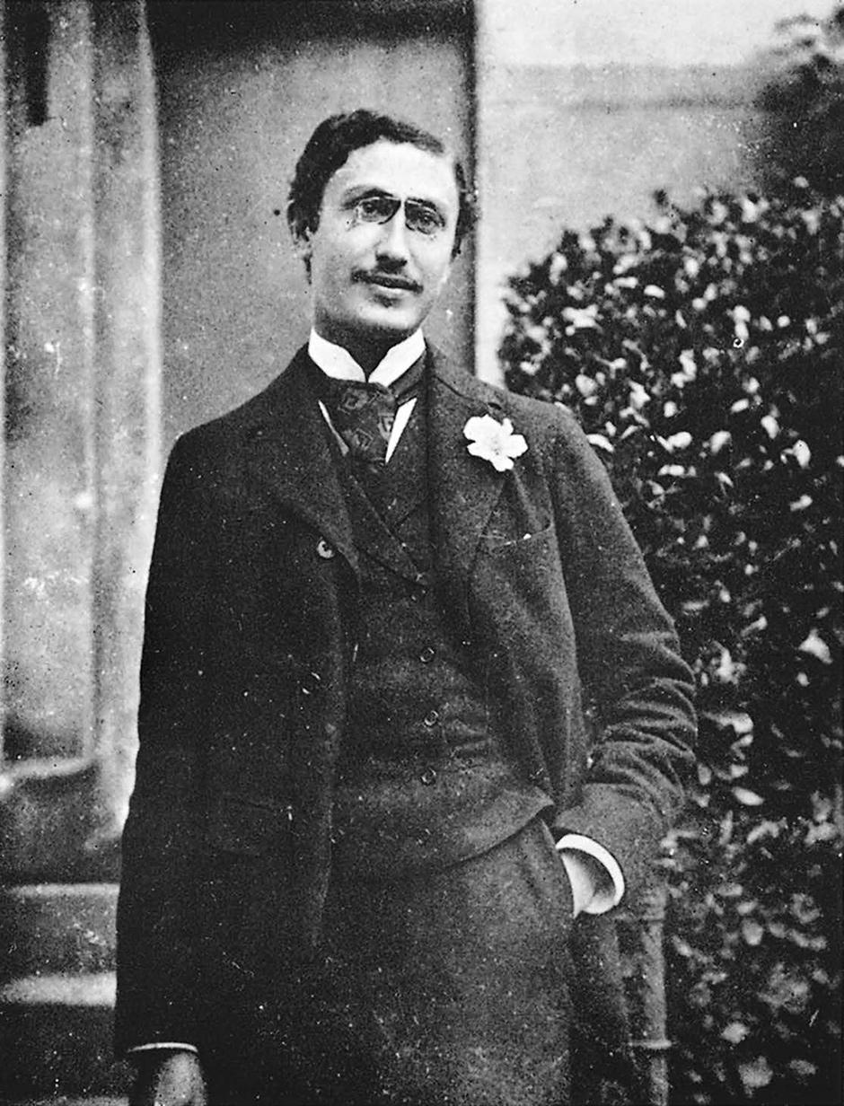 Léon Blum, circa 1894