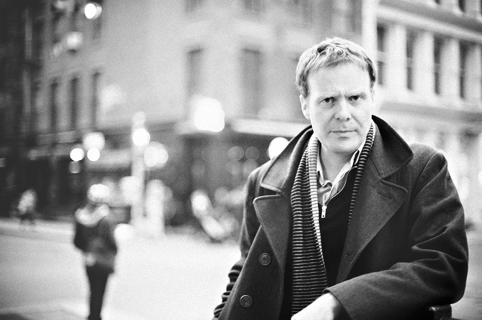 Tom McCarthy, New York City, 2012