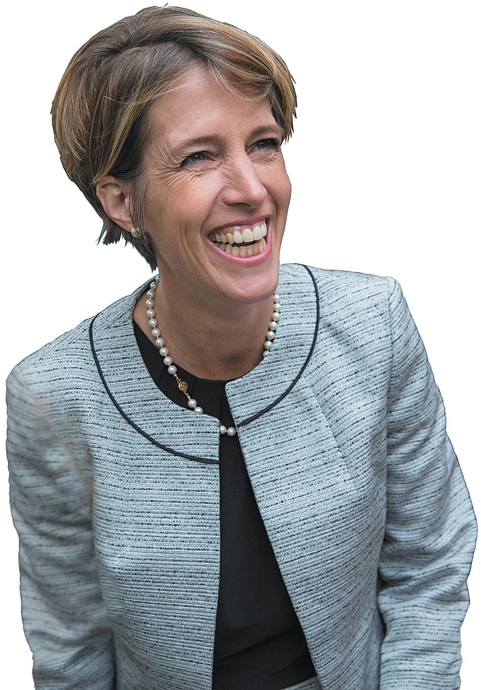 Zephyr Teachout during her campaign for governor against Andrew Cuomo, New York City, September 2014