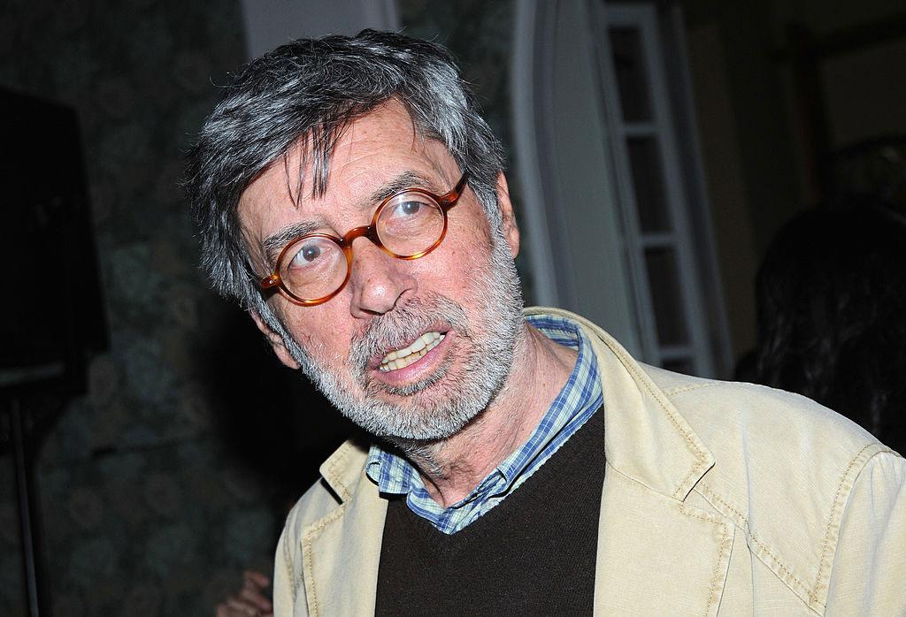 Domenico Starnone, Turin, Italy, April 26, 2008