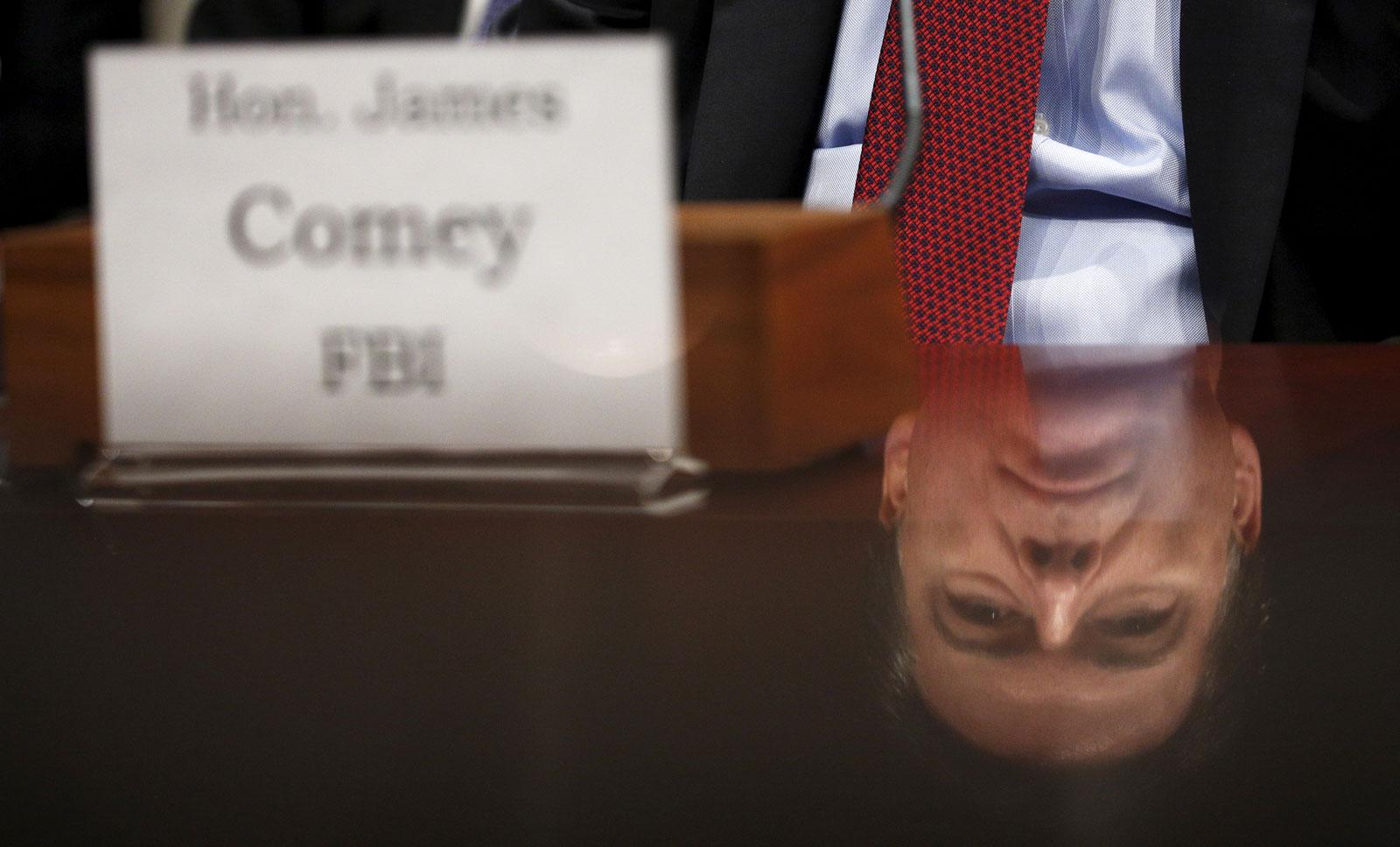 FBI Director James Comey, Washington, DC, February 25, 2016