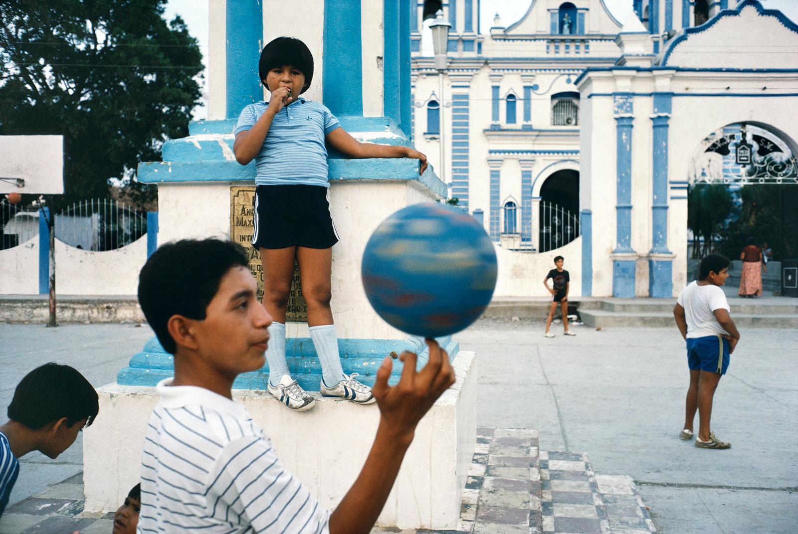 Tehuantepec, Oaxaca, Mexico, 1985