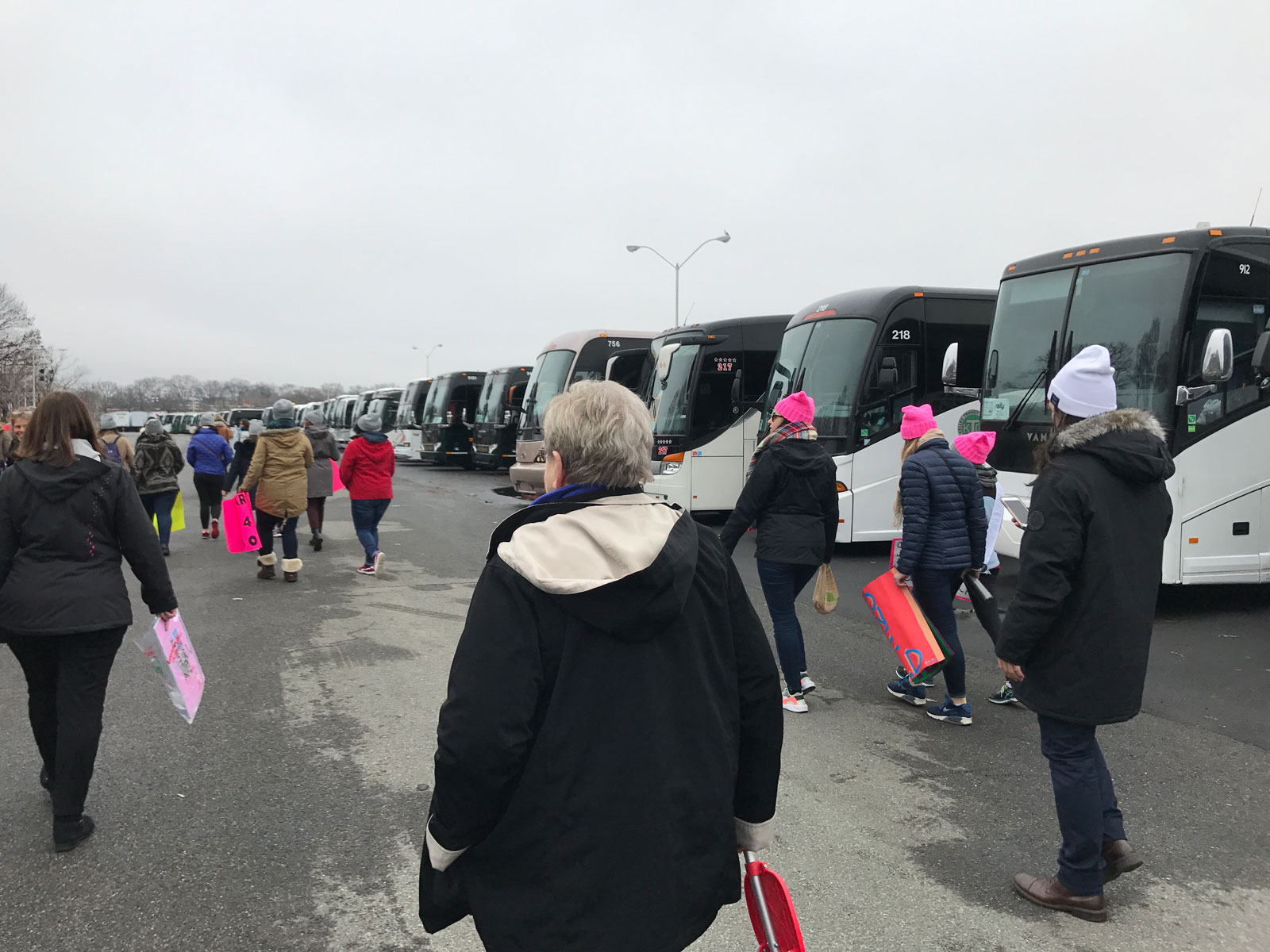 march-buses
