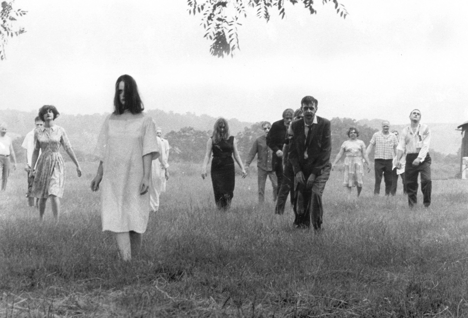 From George Romero's Night of the Living Dead, 1968