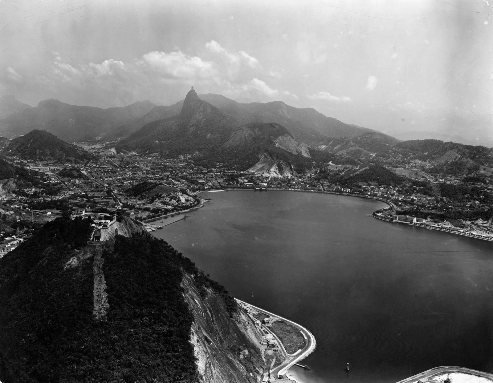 Rio de Janeiro, 1955; where the poet Elizabeth Bishop moved in 1951, and would live for nearly two decades