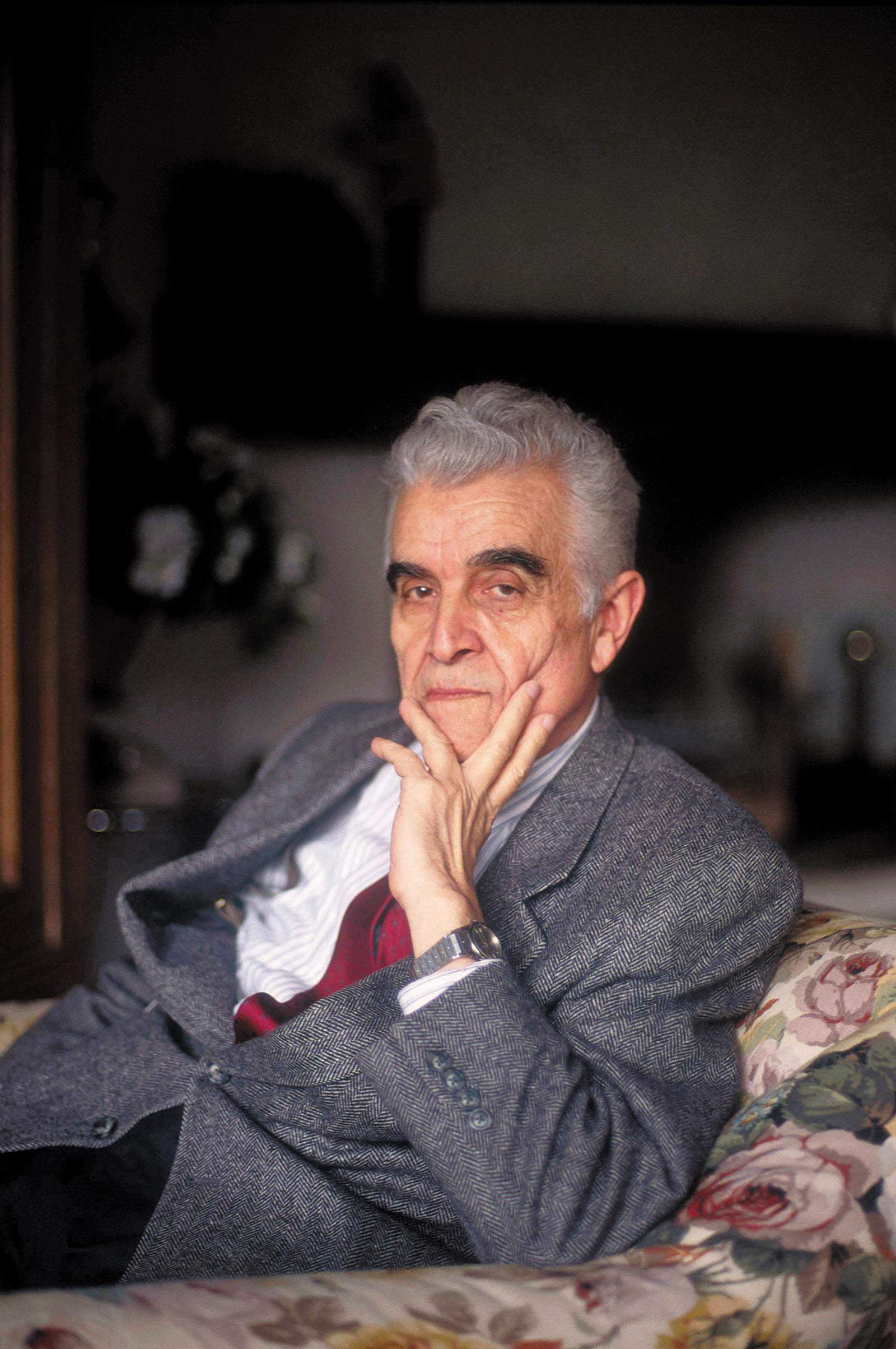 René Girard, 2000