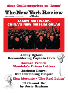 Image of the February 7, 2019 issue cover.