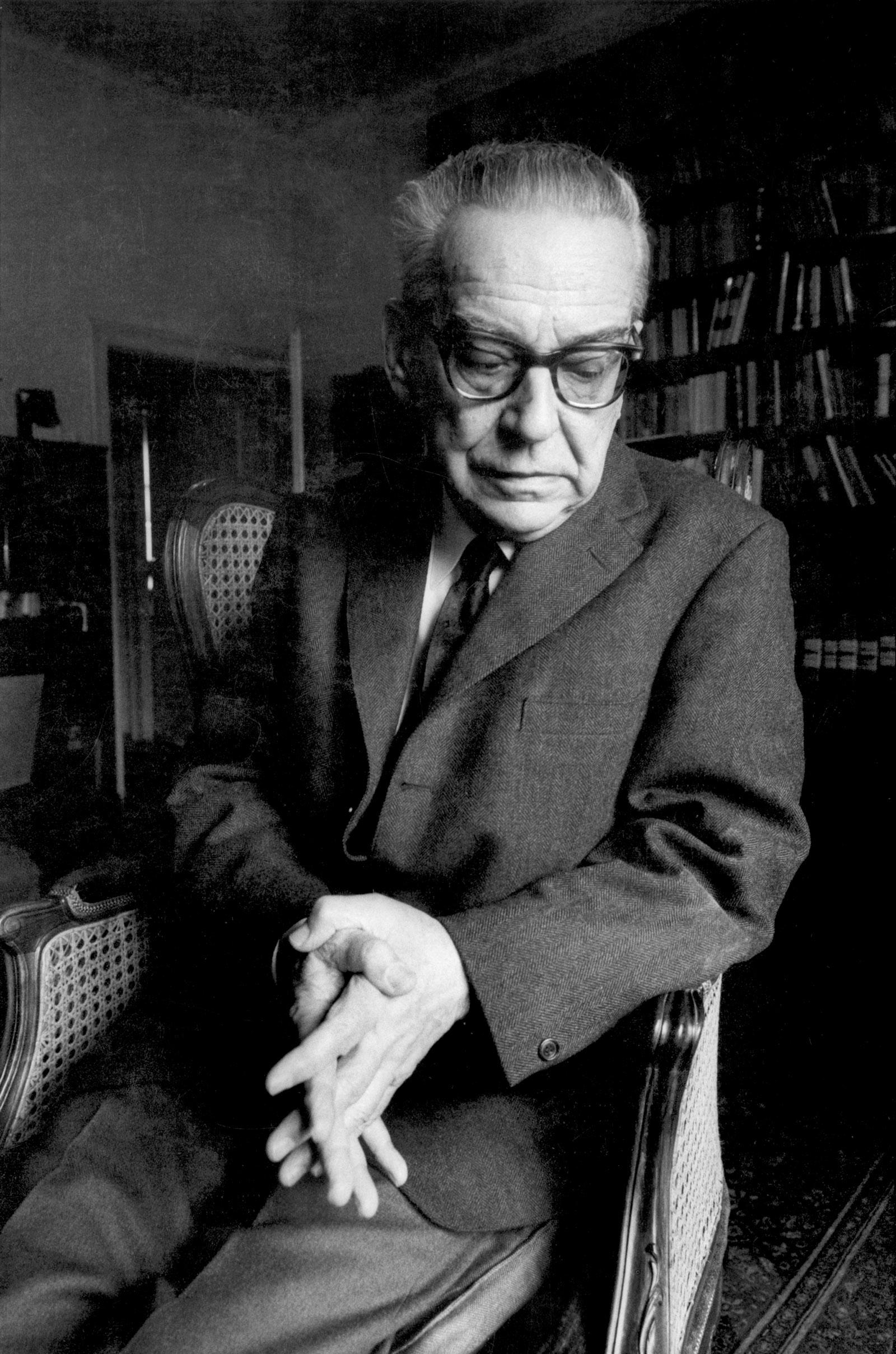 Ivo Andrić, 1971