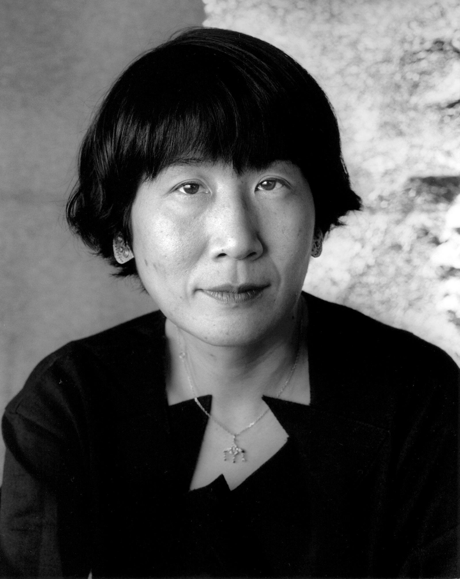 Yuko Tsushima, St. Malo, France, 1995