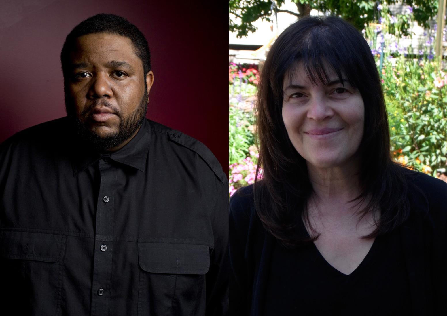 Tyshawn Sorey and Marilyn Crispell