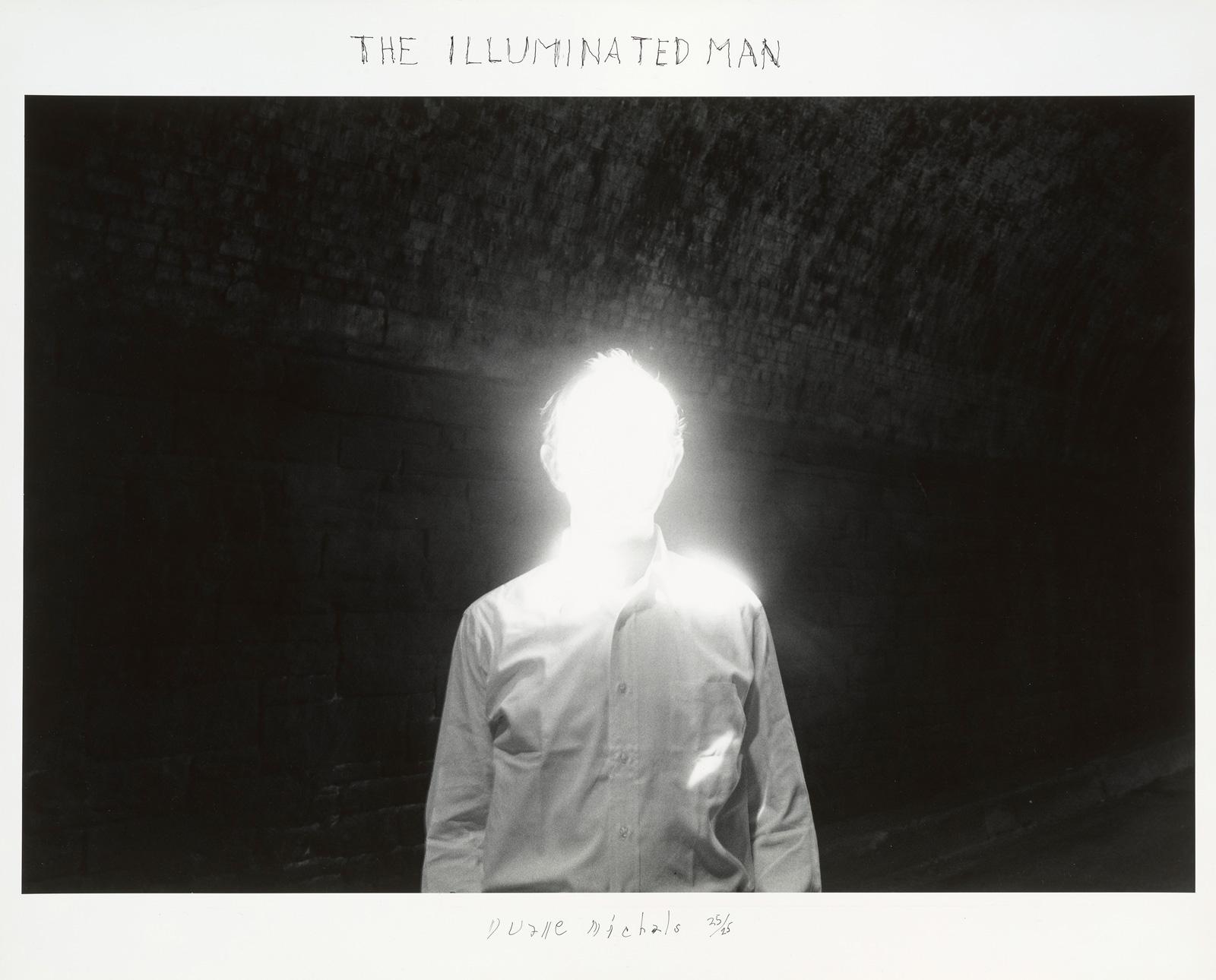 Duane Michals: The Illuminated Man, 1968