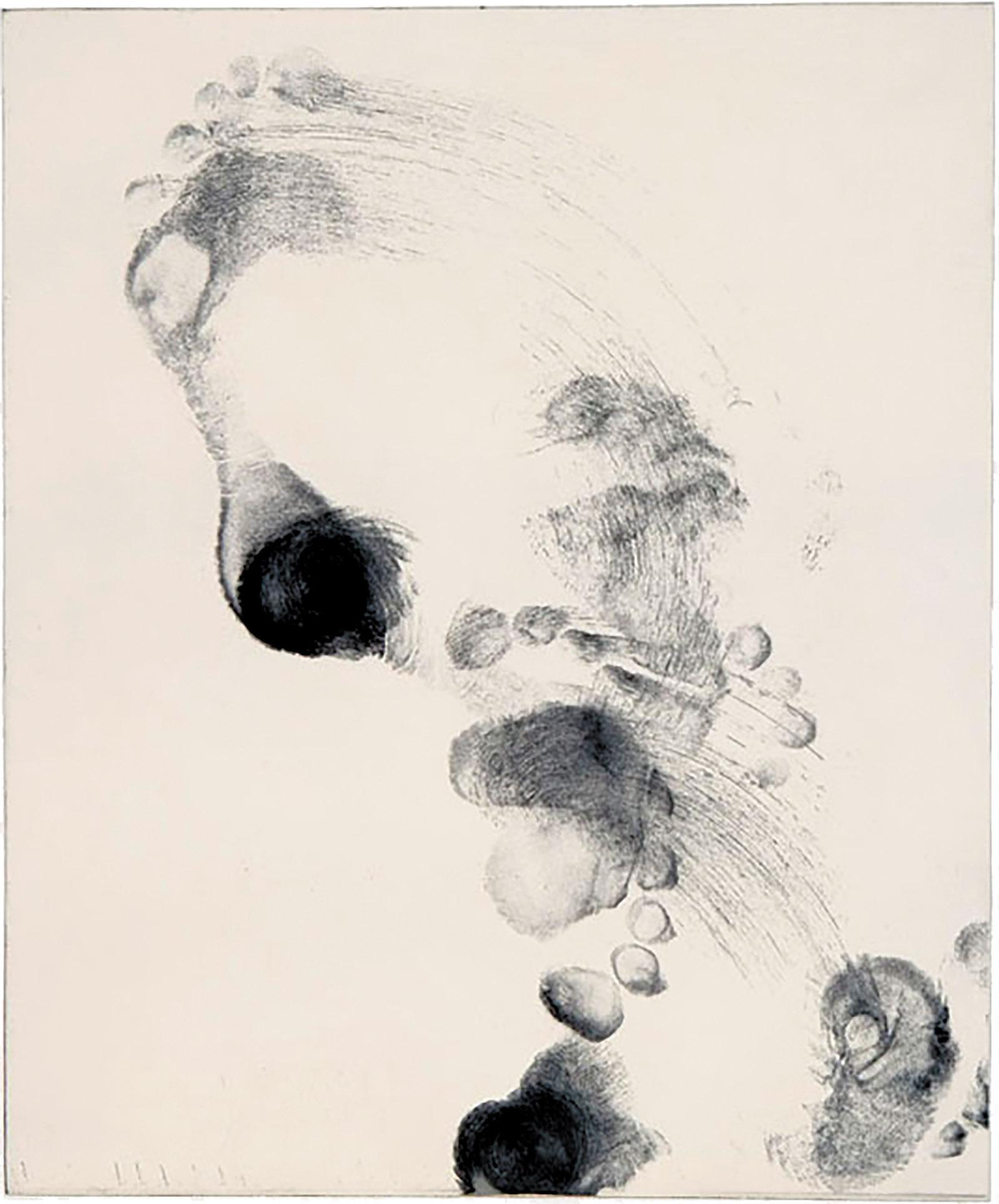 Untitled (Set One); artwork by Trisha Brown
