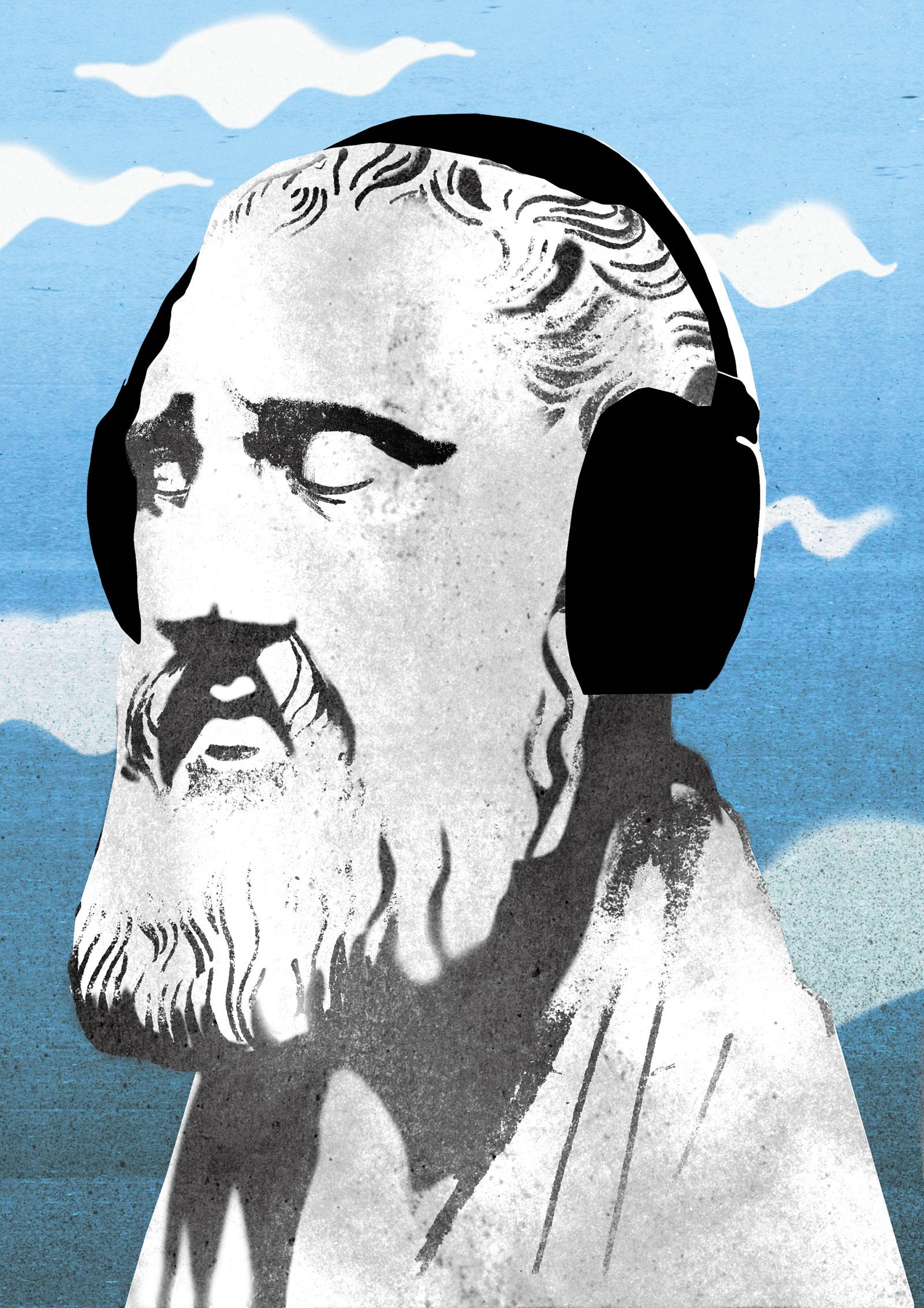 The Stoic philosopher Zeno