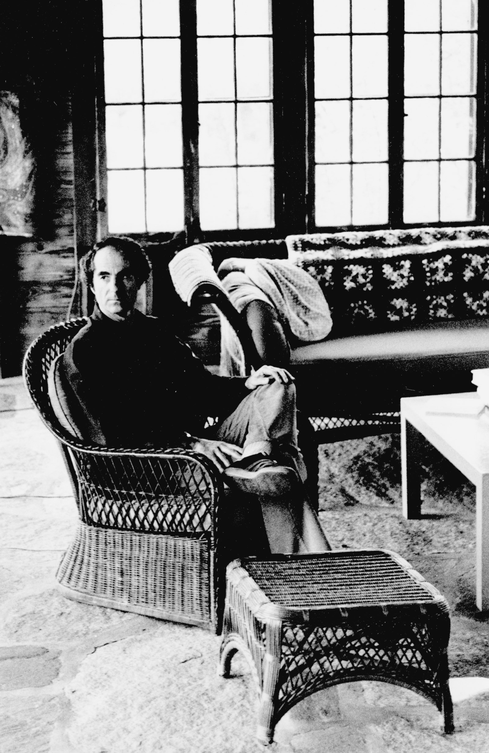 Philip Roth, Litchfield County, Connecticut