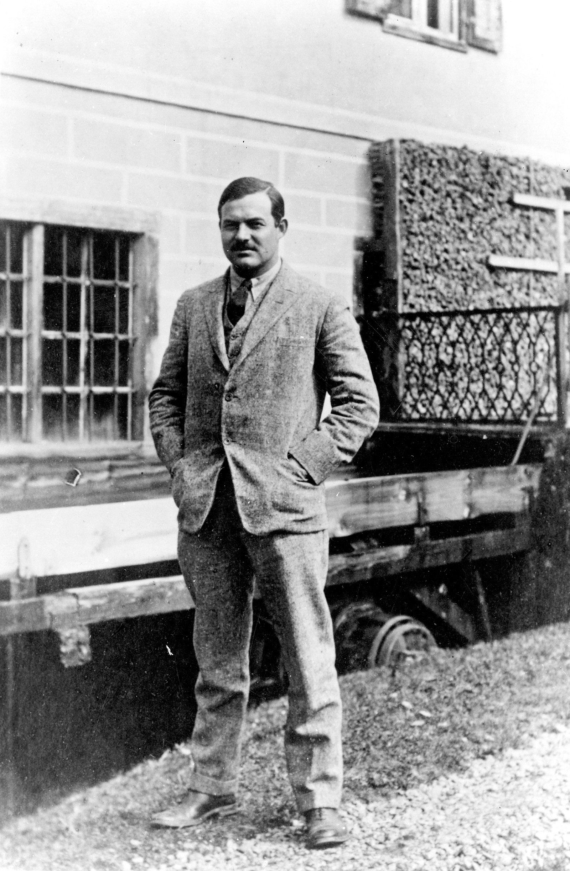 Ernest Hemingway, Paris