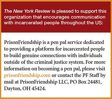 Ad for PrisonFriendship.com